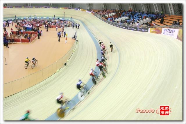 2009全运会自行车比赛 原创摄影