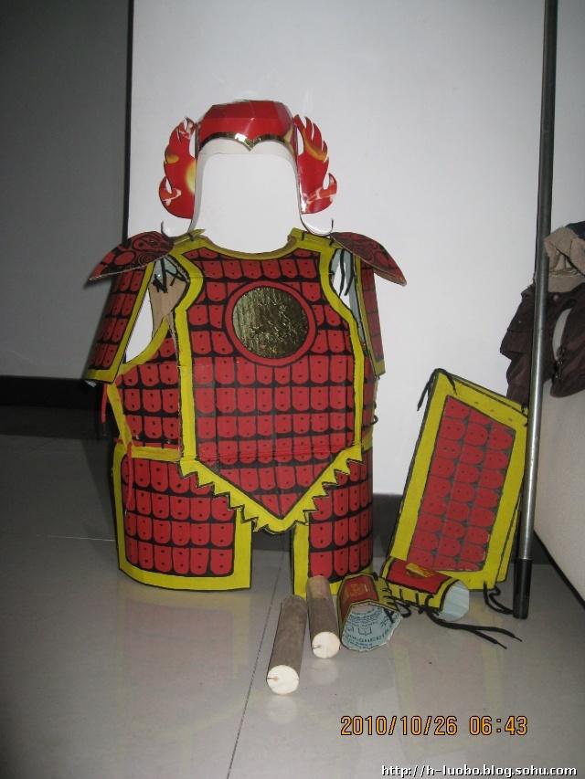 儿童废旧物品手工制作体育器材