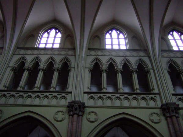 欧式教堂玻璃彩色贴膜