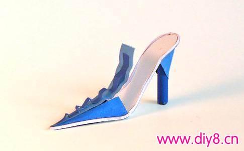折纸的鞋子