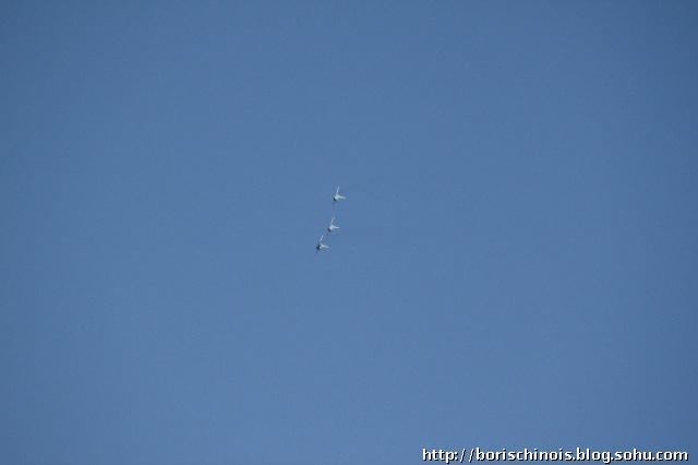 [原创]11月15日下午3时沙河飞行表演纪