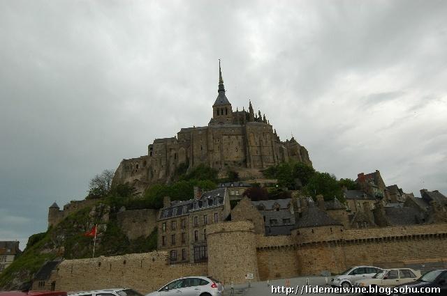 普罗旺斯的古堡