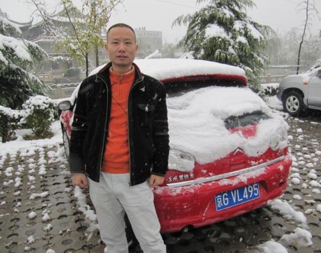 城市实施人工增雪得不偿失 - 张洪峰 -