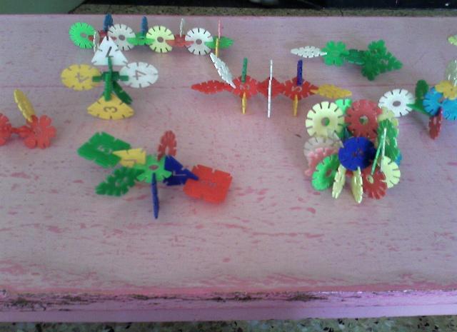 雪花风车的步骤图片