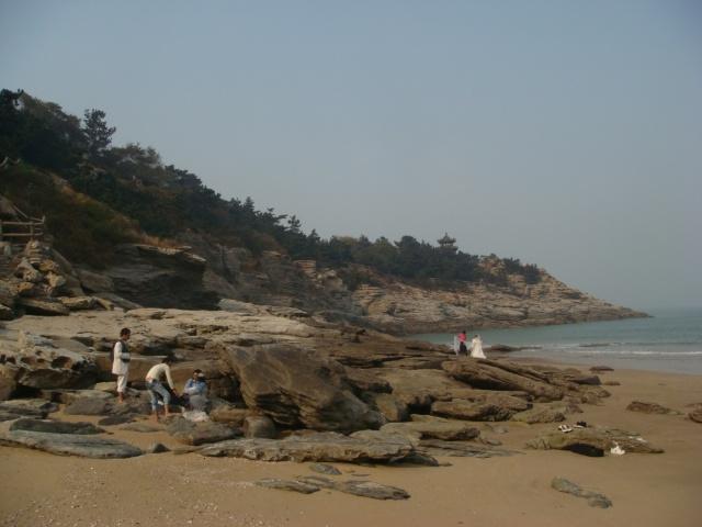 南下影记之连云港海滨浴场----大沙湾游乐园