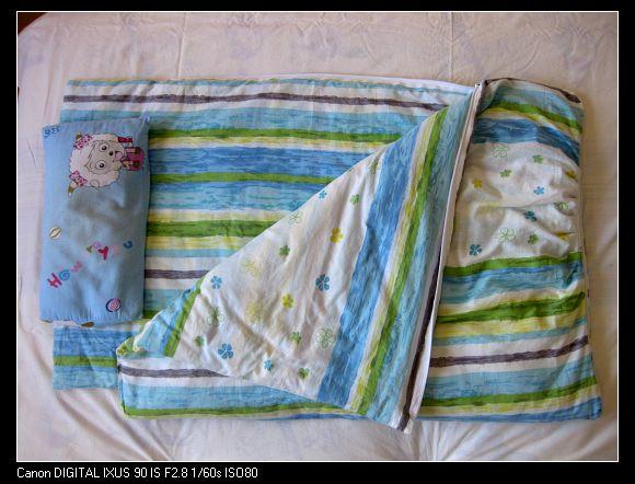 冬天睡袋的做法图解