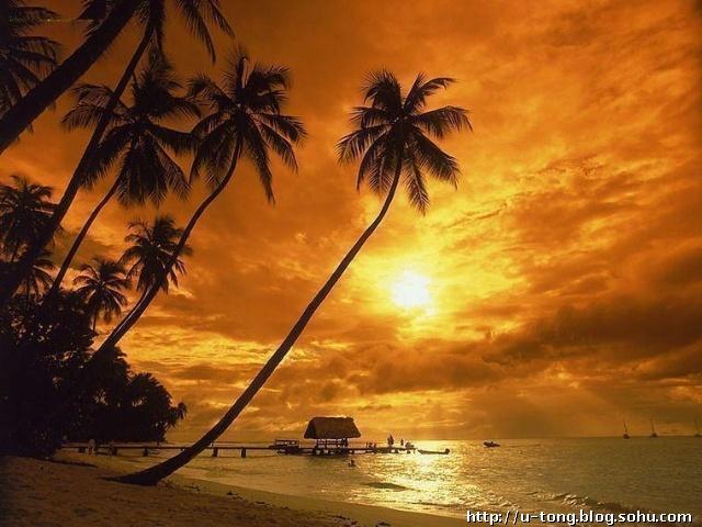 世界十大静美风景区