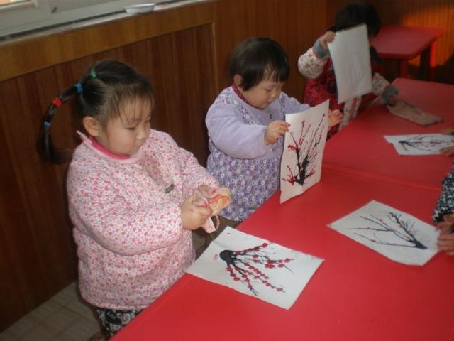 【快乐幼儿园】姝宝12月份幼儿园生活照片
