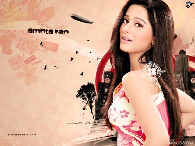 印度第一美女进攻中国影坛