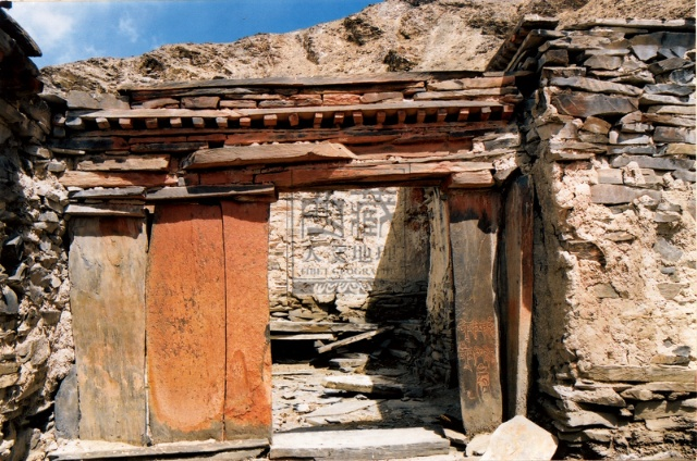古代木质建筑奇观