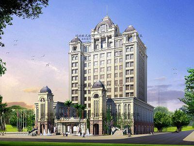 富华办公楼-欧式建筑设计-搜狐博客