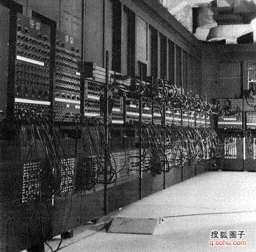 世界上第一台计算机是什么发明的