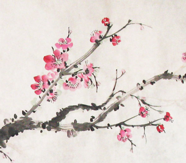 国画,竹子,假山,花鸟,字体,古诗,篆刻