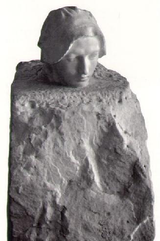 米开朗基罗雕塑沉思