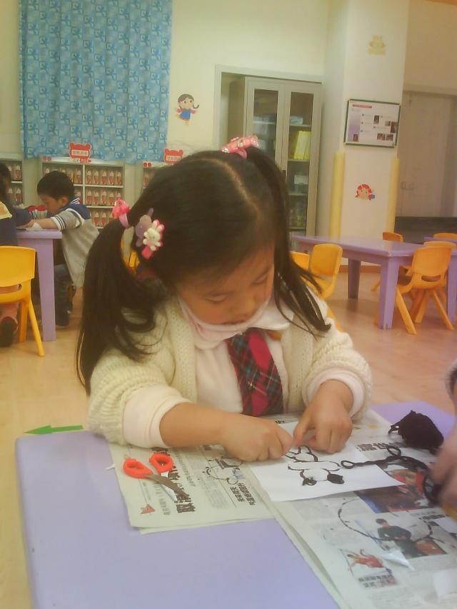 小学生毛线粘贴画图片图片 毛线粘贴画图片大全,幼儿毛线粘