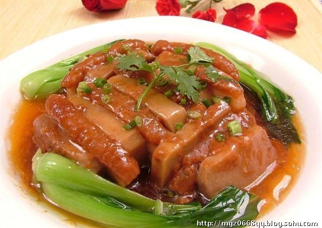 大芋头的做法_广东特色菜 - 香芋扣肉的做法-**港灣男孩♂健康美食-搜狐博客